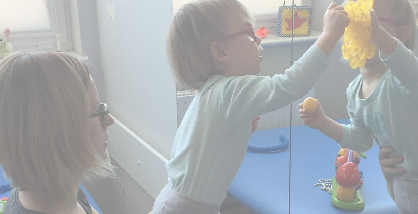 Oferujemy Państwu kompleksową pomoc w rozwoju fizycznym dziecka.